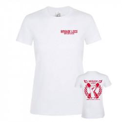 "T-shirt ""Amets bati lotuta""..."