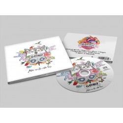 CD digipack Gatibu 'Aske...