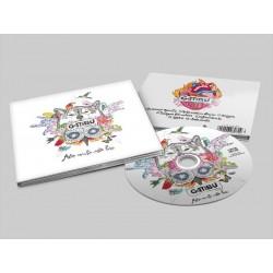 CD digipack Gatibu 'Aske...