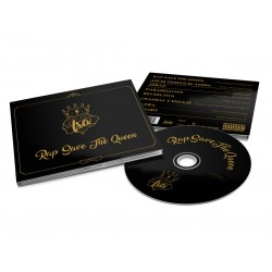 CD digipack Ira 'Rap Save...