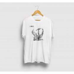 T-Shirt Logo Bozeto - White
