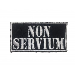 Parche - Logo Letras