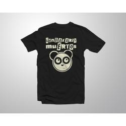 Camiseta Oso Panda Beige -...