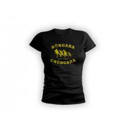 Camiseta Logo Húngara...