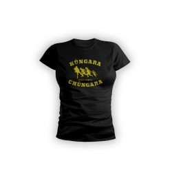T shirt Logo Húngara Yellow...