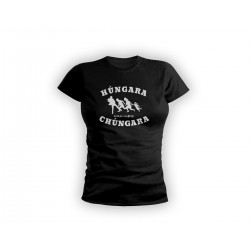 T shirt Logo Húngara White...
