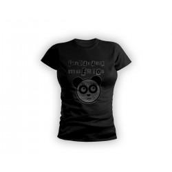 Camiseta Logo Osa Panda...