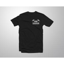 Tshirt Logo Martillos - Black