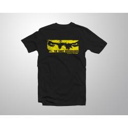 Tshirt Logo TCB - Black