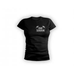 Fitted Tshirt Logo...