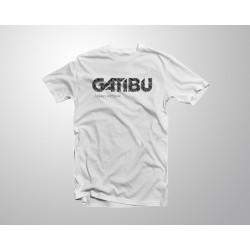 Tshirt Logo Letrak - White