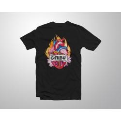 Tshirt Logo Bihotza Sutan -...