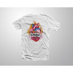 Camiseta Logo Bihotza Sutan...