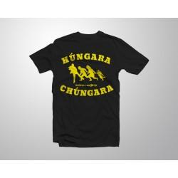 Camiseta logo Húngara -...