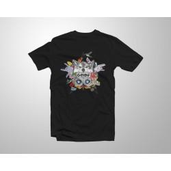 Camiseta Aske Maitte - Negra
