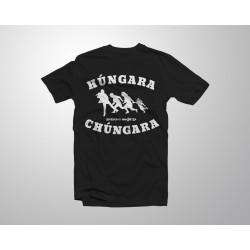 Camiseta logo Húngara - Blanco