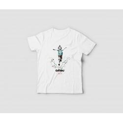 Kids Tshirt Salto - White