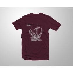 Tshirt logo Draft - Maroon