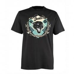 Camiseta Pantera - Negra