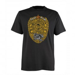 Tshirt Police - Black