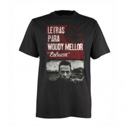 Camiseta WOODY - Negra