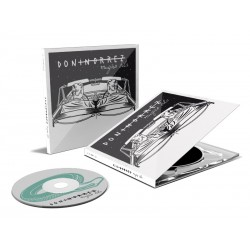 CD digipack Don Inorrez...