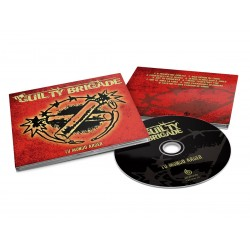 CD digipack The Guilty...