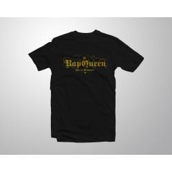 Rap Queen Tshirt - Black
