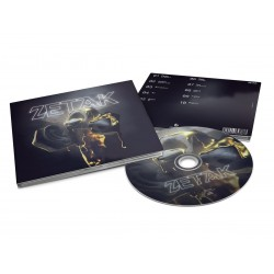 CD digipack ZETAK 'ZETAK'