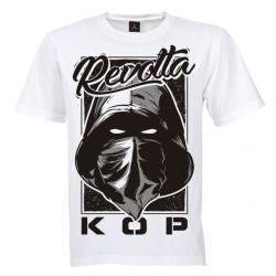 Camiseta Revolta - Blanca