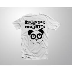 Logo Oso Panda - Blanco