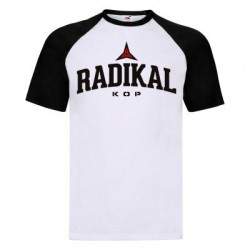 Camiseta Radikal - Blanca...