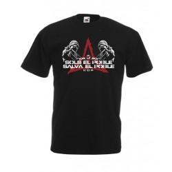 T-Shirt Sols el Poble - Black