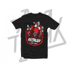 Camiseta CACEROLAZO - Negra