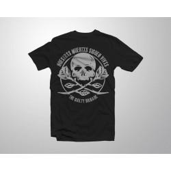 Camiseta Calavera Roses