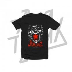 Camiseta SACAR LA VOZ - Negra
