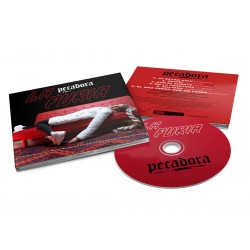 CD digipack La Furia...