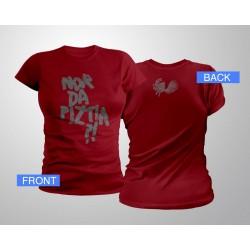 Camiseta Nor Da Piztia...