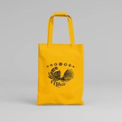 Tote Bag Karramarroa - Mustard