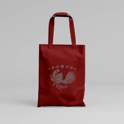 Tote Bag Karramarroa - Red