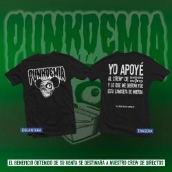 Punkdemia elkartasun...