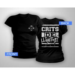 "Camiseta ""Crits de..."