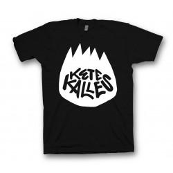 Camiseta KeTeKalles - Negro