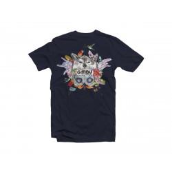 T-shirt Aske Maitte  - Blue