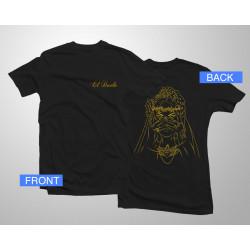 Camiseta El Duelo - Negra...