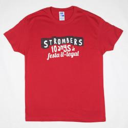 Camiseta ancha - 10 anys