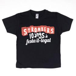 Camiseta infantil - 10 anys