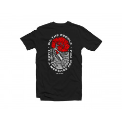Camiseta ancha - Message