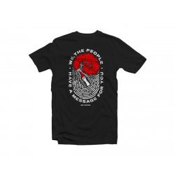 T-Shirt wide - Message