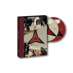"CD KOP + Book ""Radikal"""
